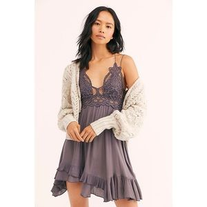 Free People ADELLA Mini Slip Dress